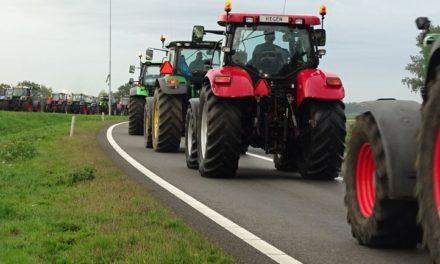 Vele boeren verzamelen zich voor protestactie (update)
