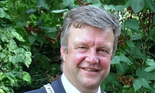 Burgemeester houdt 'Preek van de Leek'