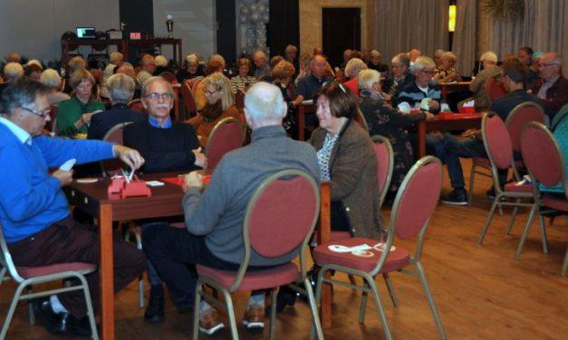 Bridgeclub houdt weer Ganzenhoedsterdrive