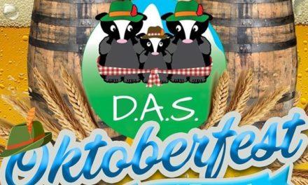 Het is weer tijd voor Oktoberfest