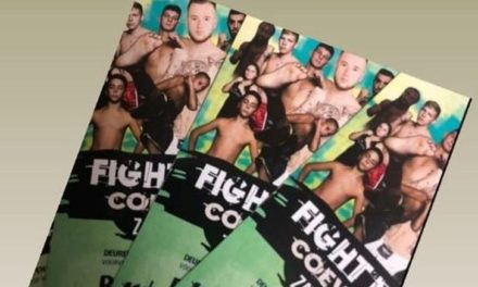 Training Factory houdt Fight Night