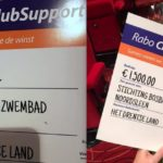 Cheques Rabo ClubSupport uitgereikt