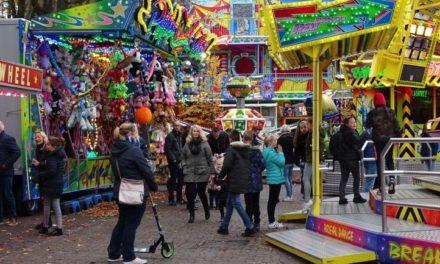 Kermis is begonnen: donderdag eurodag