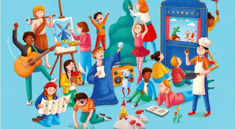 Activiteiten Oktobermaand Kindermaand