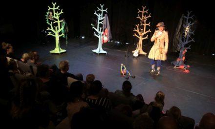 Theater sluit gevarieerd weekend af met 'Bang Mannetje'