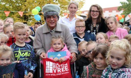 Buitenvreeschool verwelkomt tweehonderdste leerling