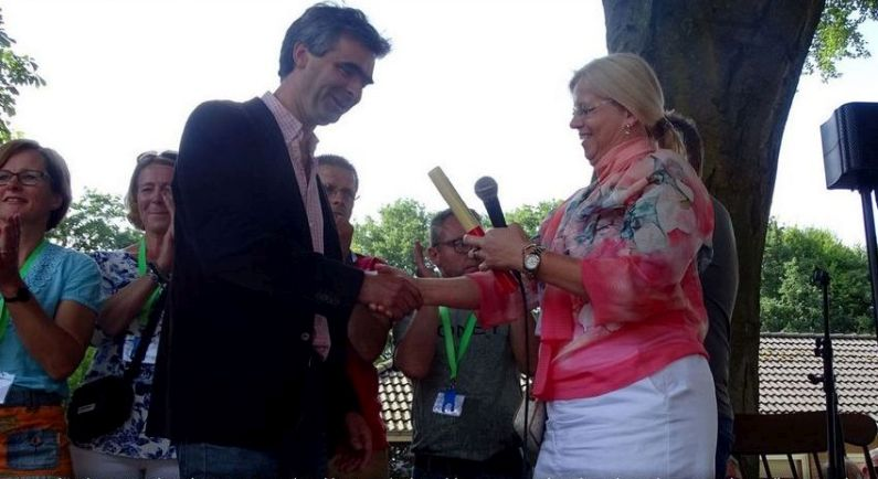 Roelie Lubbers neemt voortouw in plannen culturele gemeente