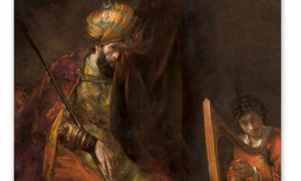 Rembrandt staat centraal in lezing