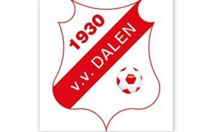 VV Dalen stelt jubileumviering uit