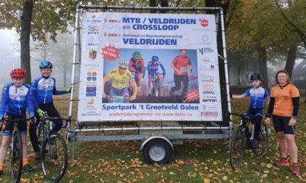 Voorbereidingen sportief en muzikaal weekend in volle gang