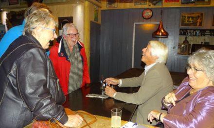 Wilting presenteert en signeert zijn boek