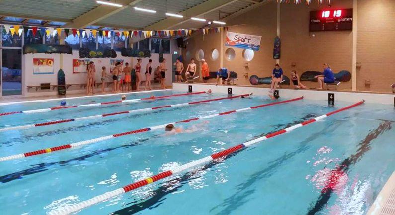 De Plons houdt zwemvierdaagse