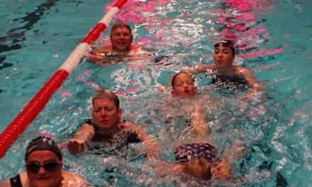 Zwemvierdaagse van start gegaan