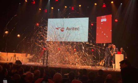 Graaco grijpt naast titel 'Drentse Onderneming 2019'; Avitec wint