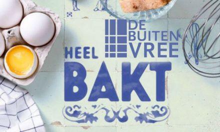 'Heel De Buitenvree bakt' voor Kindermenu 2.0