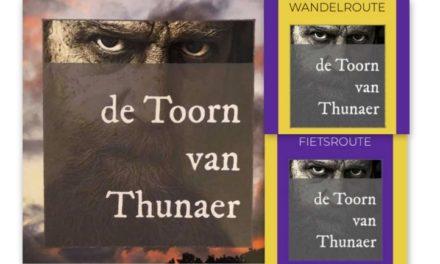 Presentatie foto- en verhalenboek Toorn van Thunaer