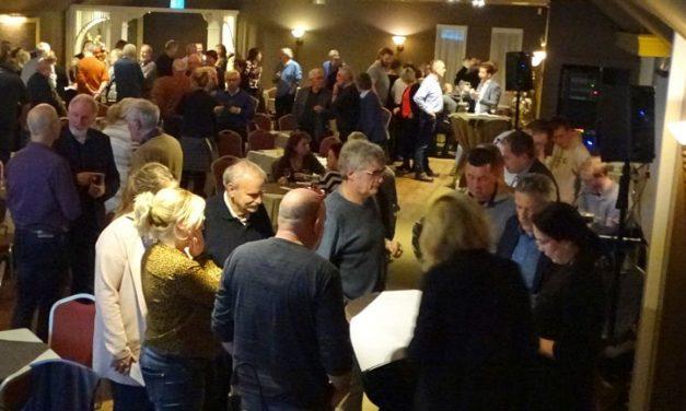 Ideeën vliegen over tafel op inspiratieavond culturele gemeente