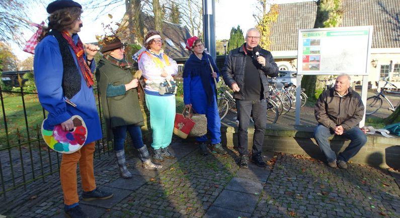 Wandelroutes Dalen geopend