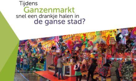 Horeca en gemeente willen veilige en gezellige Ganzenmarkt