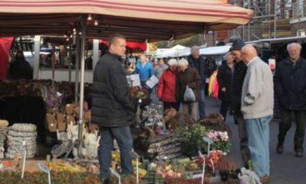 Jaarmarkt is er ook weer op Ganzenmarkt