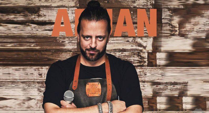 Arjan Kleton opent cabaretserie Theater Hofpoort