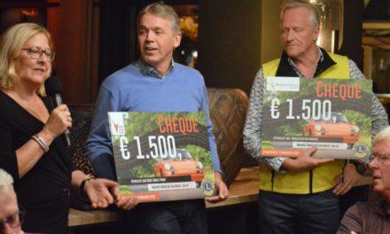 Stamppotrally Lionsclub levert 3.000 euro op (update)