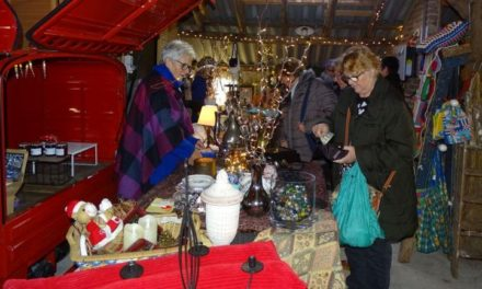 Wintermarkt in Meppen