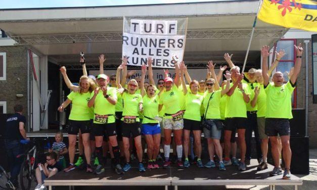 Team Turfrunners bereidt zich voor op Roparun