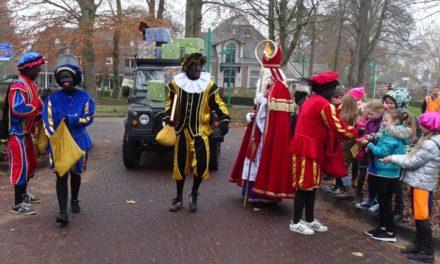Sinterklaas komt wederom naar Dalen