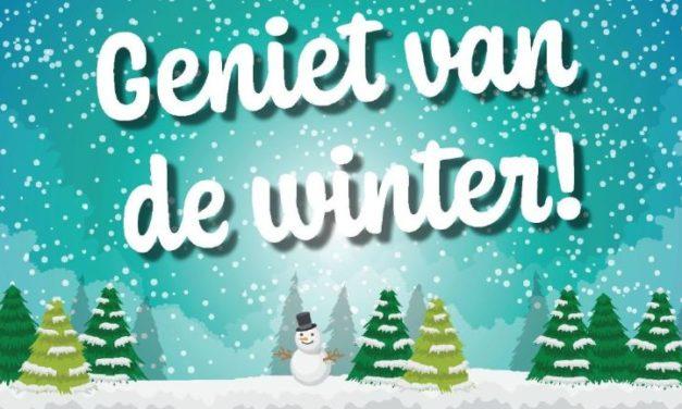 Gemeente geeft Winterkaart aan kinderen, die recht hebben op Doe-Mee-Pas