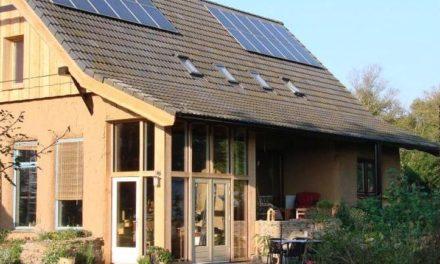 Duurzame huizen openen deuren