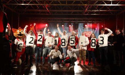 Actie streekomroep ZO!34 levert ruim 22.000 euro op