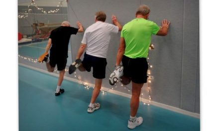 Minder ouderen doen mee aan 'Sport en Beweeg'