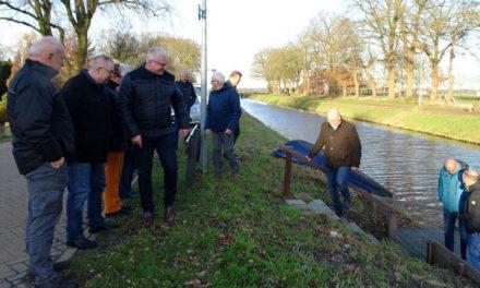 Geesbrug toont gerealiseerde projecten tijdens dorpenronde