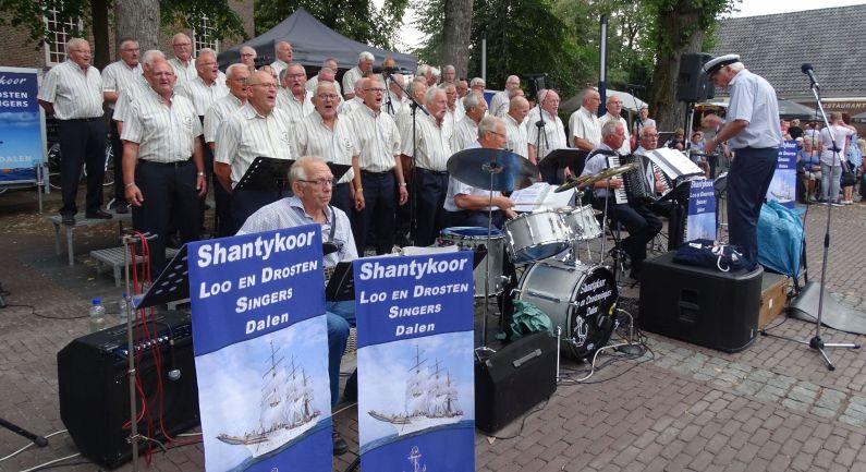 Concert Loo- en Drostensingers