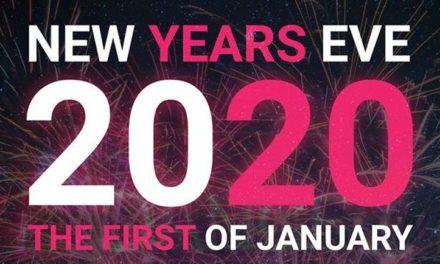 Feest tijdens jaarwisseling in Industry Coevorden