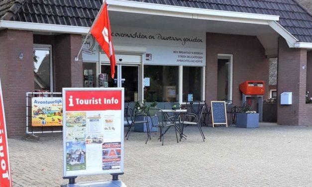 Drie Tourist Info Punten weer open
