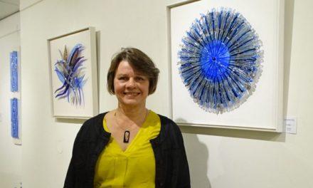 Jannetta Bron toont glaskunst in Kunst op Vijf