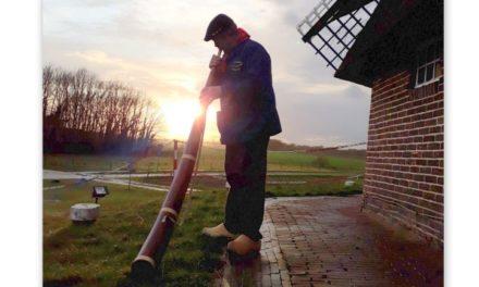 Winterwandeling vol verrassingen in Aalden en Zweeloo