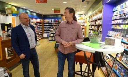 Roelof Speelman presenteert zijn nieuwe boek