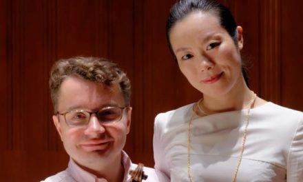 Duo van NNO geeft Winterconcert in synagoge