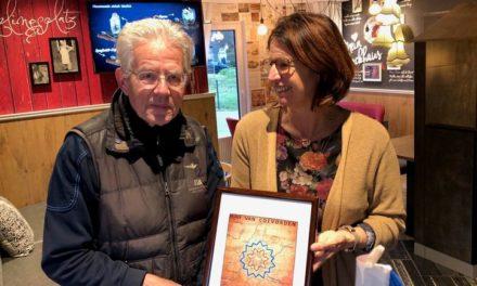 Rotary brengt nieuwjaarswensen over