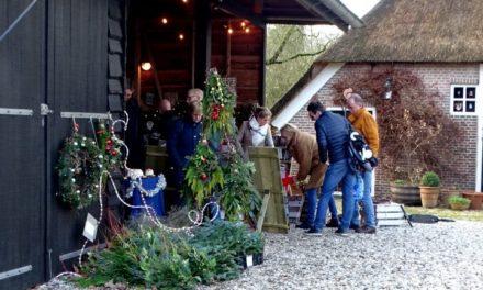 Wezup verwelkomt veel bezoekers op kerstmarkt