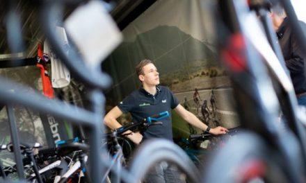 Jeffrey Veltink neemt Scholten Cycling over