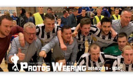 Hoogeveen zondag zesde finalist Protos Weeringtoernooi