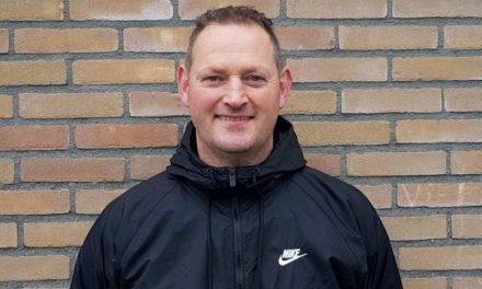 Contract Mark Eppinga bij NKVV verlengd