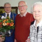 Echtpaar Van Veen viert diamanten huwelijk