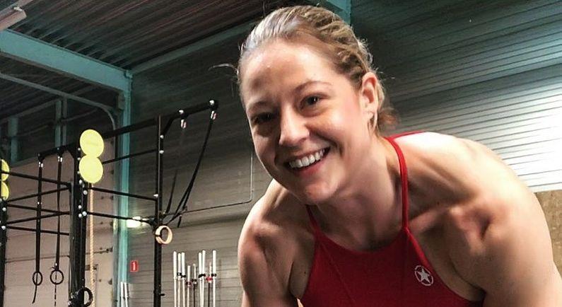Silvana doet etmaal burpees voor Australië