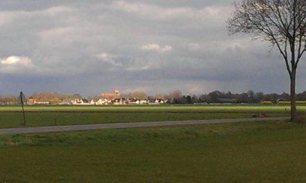 Steenwijksmoer combineert dorpenronde met jaarvergadering