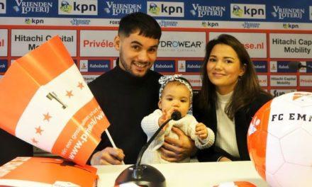 Keziah Veendorp verlengt contract